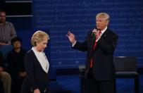 Debata prezydencka w USA. Drugi pojedynek Hillary Clinton i Donalda Trumpa