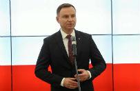 Pogrzeb Andrzeja Wajdy. Andrzej Duda we�mie w udzia� w ceremonii