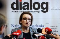 Joanna Kluzik-Rostkowska o reformie edukacji: sposób przeprowadzenia skandaliczny i bezmyślny