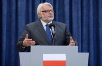 Szef MSZ o katastrofie smole�skiej: znalaz�em dokumenty, kt�re pokazywa�y jak grano interesem Polski