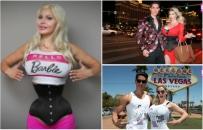 Para z Ameryki wyda�a p� miliona dolar�w na operacje plastyczne upodabniaj�ce ich do Kena i Barbie