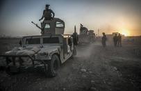 Rozpocz�a si� ofensywa si� irackich na Mosul