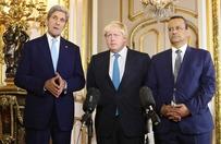 Kerry: USA i W. Brytania rozwa�aj� sankcje wobec Rosji i Syrii za Aleppo