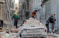 """Przerwa humanitarna"" w syryjskim Aleppo pozytywna ale zbyt kr�tka"