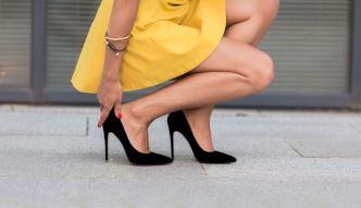 60 proc. kobiet i 40 proc. mężczyzn źle dobiera buty