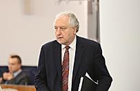 Rzecznik rz�du: prezes Andrzej Rzepli�ski doprowadzi� do kryzysu Trybuna�u Konstytucyjnego