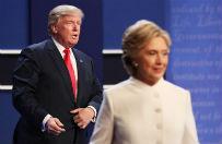 Clinton kontra Trump w Las Vegas. Decyduj�ce starcie kandydat�w na prezydenta USA