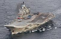Szef NATO zaniepokojony rosyjskimi okr�tami p�yn�cymi w stron� Syrii