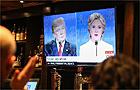 Debata prezydencka w USA. Leszek Krawczyk: Trump odm�wi� uznania wyniku wybor�w, je�li przegra