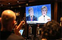 "Media komentuj� debat� prezydenck� w USA. ""Pogarda i agresja"", ""Trump od�egna� si� od demokracji"""
