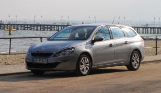 Peugeot 308SW 1.6 HDI