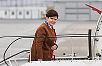 Premier Beata Szyd�o w Brukseli. We�mie udzia� w dwudniowym posiedzeniu Rady Europejskiej