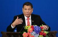 """Prezydent Filipin Rodrigo Duterte deklaruje zamiar """"odseparowania si�"""" od USA"""
