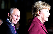 Niemiecka prasa: Jest mo�liwo�� porozumienia ws. Ukrainy. Trzeba odpu�ci� Krym