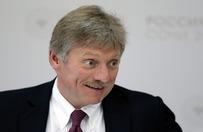 Rzecznik Kremla ostro o wypowiedzi Macierewicza: to ca�kowita bzdura