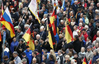 Sonda�: Niemcy czuj� si� coraz mniej pewnie w miejscach publicznych