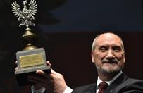 """Antoni Macierewicz uhonorowany Nagrod� """"Patriota Roku 2016"""""""
