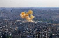 Jak przetrwa� w Aleppo? By�y student o sposobach na prze�ycie w obl�onym mie�cie