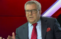 Ryszard Czarnecki u Jacka �akowskiego o ekshumacjach: decyzj� prokuratury jest kwestia relacji z rodzinami
