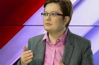 Katarzyna Lubnauer u Jacka �akowskiego: Macierewicz to nie jest minister obrony, to jest minister wojny