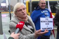 Czarny protest w Warszawie. Przeciwnicy manifestacji ostro: one s� podstawione