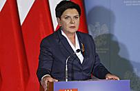 Premier Beata Szyd�o: przez rok polskiemu rz�dowi uda�o si� du�o zrobi�