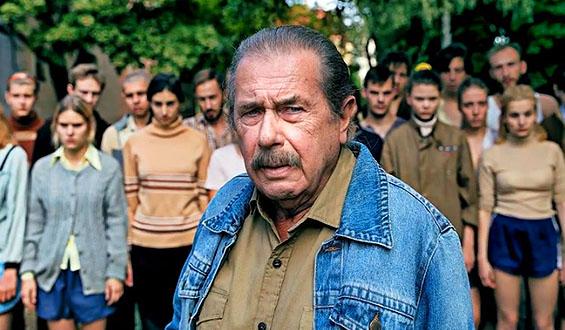 Janusz Gajos zagra założyciela Monaru
