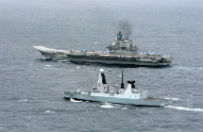 """Rosjanie przebazowali samoloty z lotniskowca """"Admirał Kuzniecow"""" na ląd. Prawdopodobnie boją się kolejnej katastrofy"""