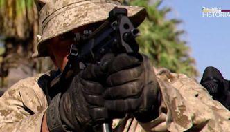 MP7A1 - niewielki pistolet, a zachowuje się jak szturmowy