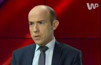 Borys Budka u Paw�a Lisickiego: szef MON Antoni Macierewicz mija si� z prawd�
