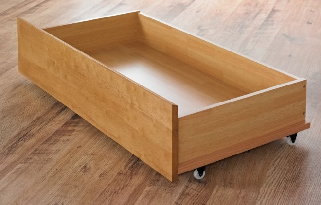Praktyczne Szuflady Pod łóżko Zrób To Sam