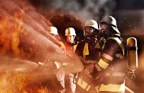Warszawa: pożar kamienicy na Woli; ucierpiały dwie osoby