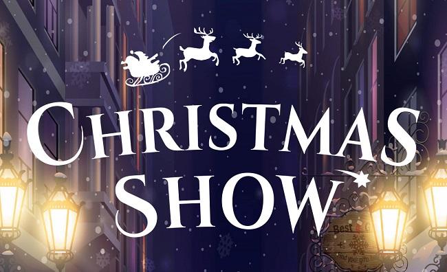 """""""Christmas Show"""" - zacznij Święta razem z nami!"""