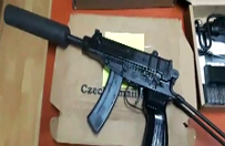 CBŚP rozbiła gang handlarzy bronią na Dolnym Śląsku. W ręce policji trafił pokaźny arsenał