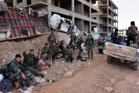 Aleppo: syryjska armia zdobyła dzielnicę miasta