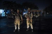 Talibowie przypuścili atak na niemiecki konsulat w Mazar-i-Szarif