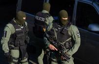 Poznań: trwa duża akcja Centralnego Biura Śledczego Policji