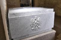 Nowy sarkofag pary prezydenckiej jest gotowy