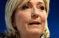 Marine Le Pen ma przewagę nad rywalami - pokonałaby Sarkozy'ego i Melenchona