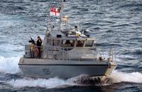 Incydent na morzu koło Gibraltaru. Brytyjczycy: to nasze terytorium