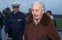 Ursula Haverbeck skazana na 2,5 roku więzienia za negowanie Holokaustu