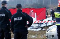 Nowe fakty ws. wypadku samolotu pod Częstochową.