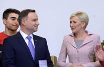 """Para prezydencka przekazała swój dar w ramach akcji """"Szlachetna paczka"""""""