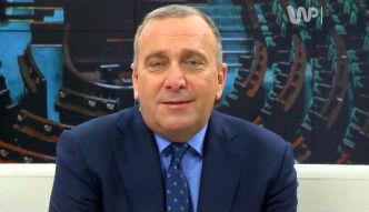 Grzegorz Schetyna w programie #dziejesięnażywo