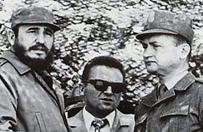 Fidel Castro z wizytą w Polsce