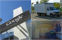 23-letni pracownik Google oszczędza 90% pensji śpiąc w... ciężarówce.