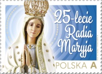 Poczta Polska świętuje 25-lecie Radia Maryja