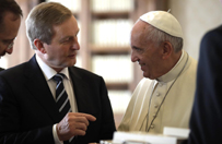 Papież Franciszek odwiedzi Irlandię