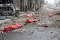Z Aleppo uciekło 50 tys. osób. Ofensywa w Syrii nadal trwa