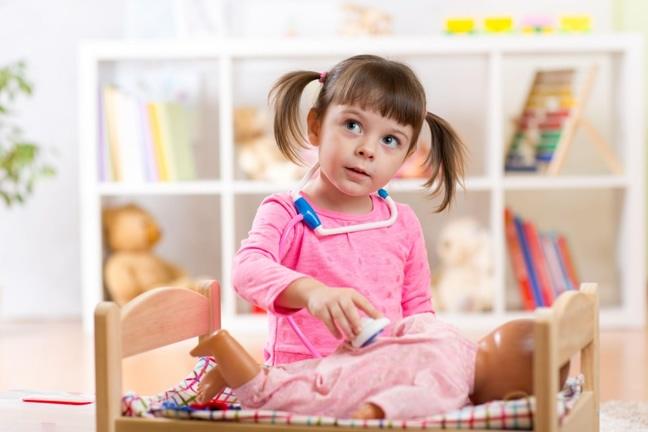 Interaktywne zabawki dla grzecznej dziewczynki